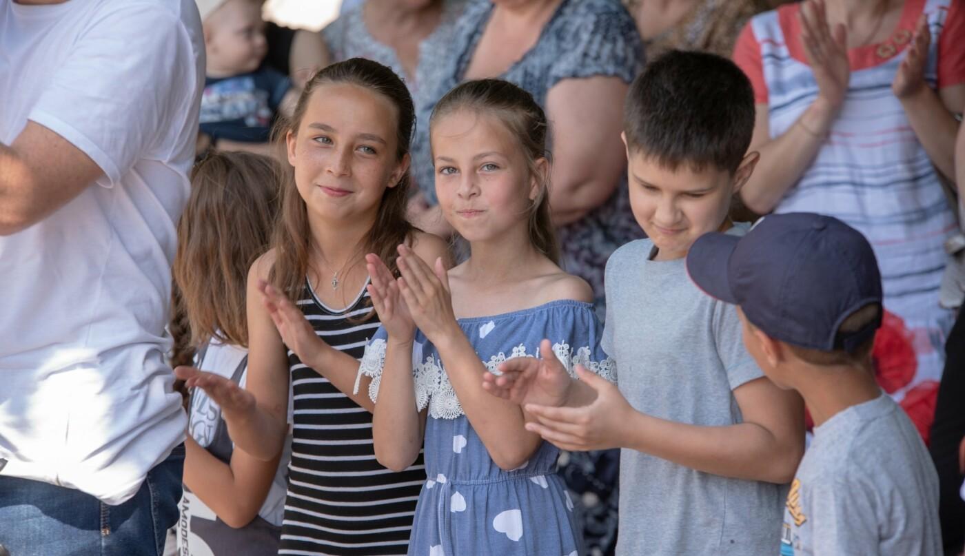 Как в Каменском отметили День защиты детей, фото-2