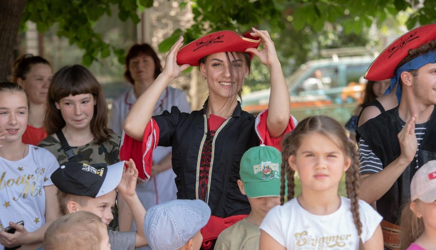 Как в Каменском отметили День защиты детей, фото-3