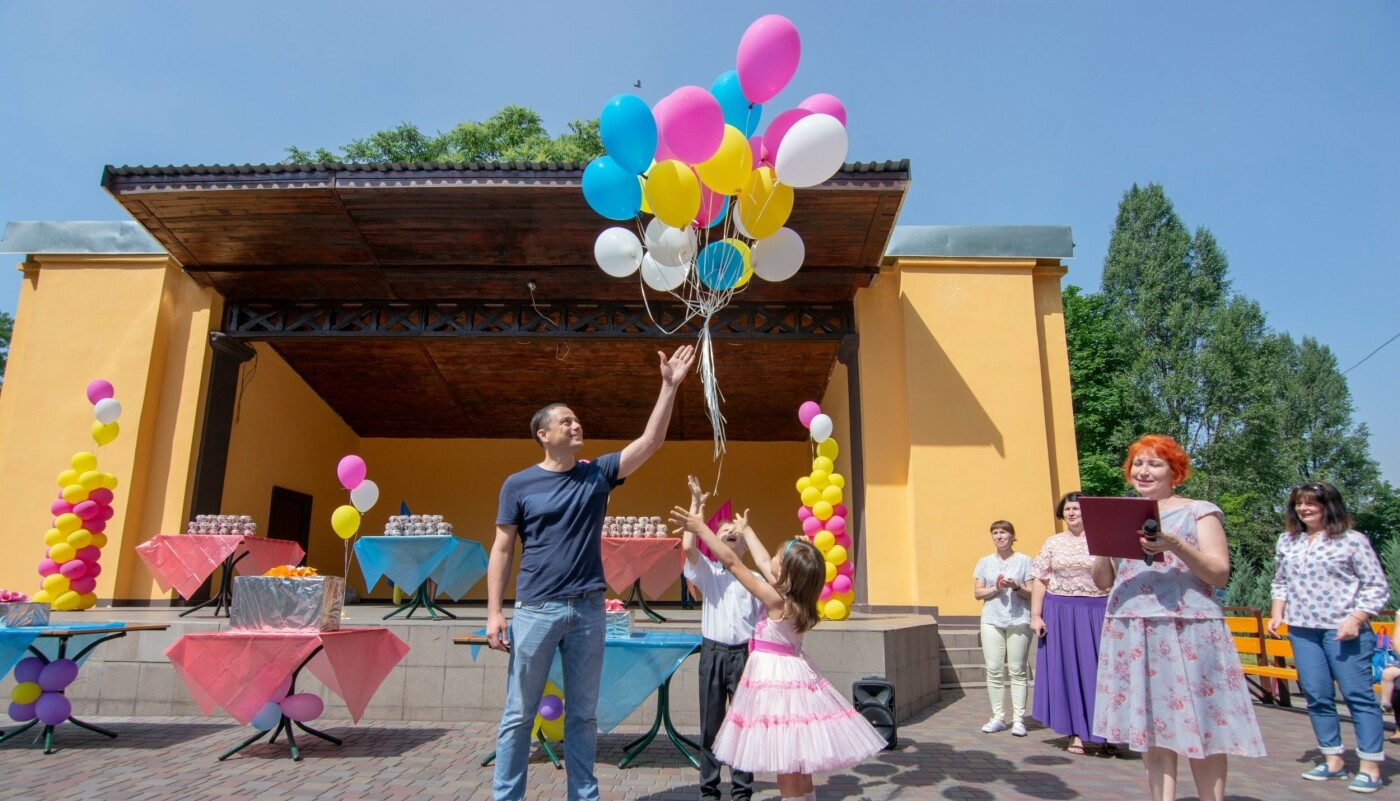 Как в Каменском отметили День защиты детей, фото-6