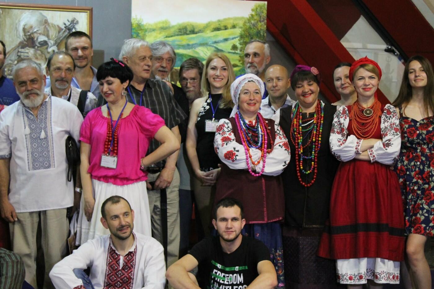Выставки, экскурсии и концерты: чем запомнился Мамай-Fest в Каменском, фото-8