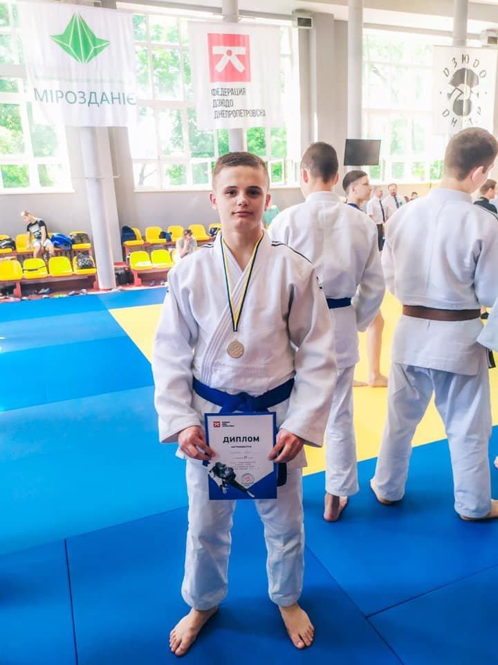 Каменчанин стал призером кубка области по дзюдо, фото-1