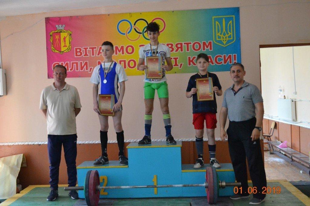 В Каменском соревновались тяжелоатлеты, фото-1