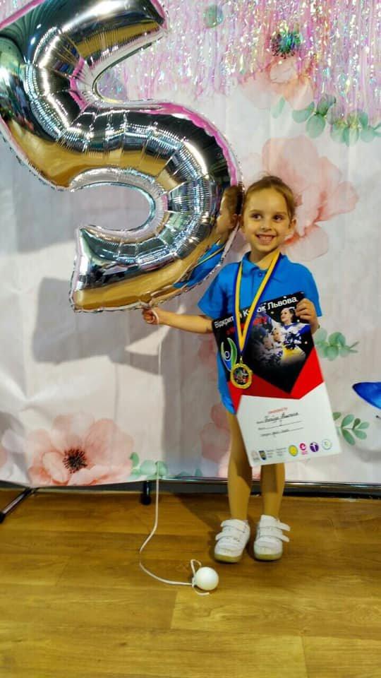 Каменские черлидеры привезли награды с турнира Lviv Open, фото-4