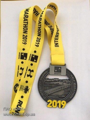 Каменчанин победил в легкоатлетическом полумарафоне, фото-1