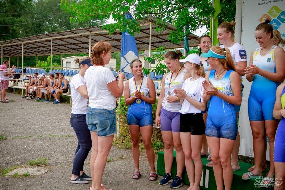 Гребцы-«академисты» из Каменского привезли награды с чемпионата Украины, фото-13