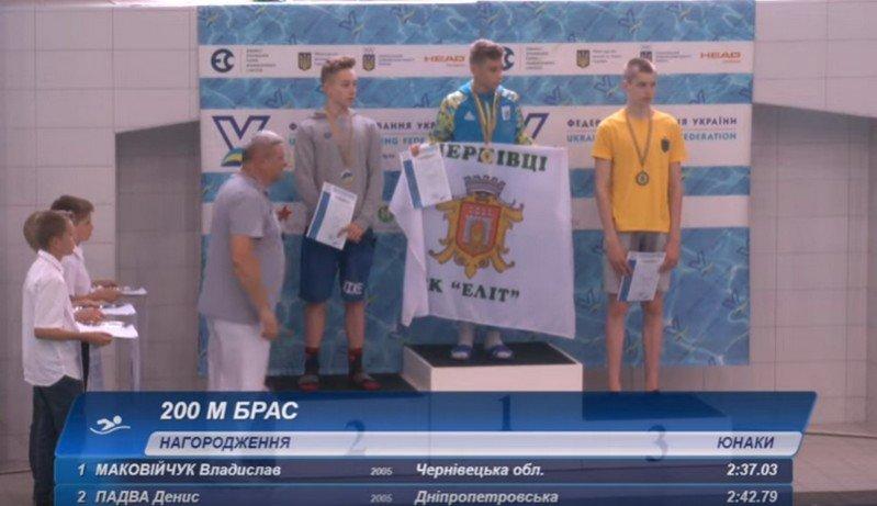 Каменской пловец завоевал 8 медалей чемпионата Украины, фото-2
