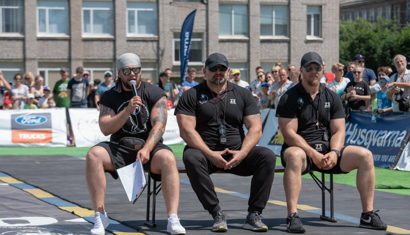 «Богатырские игры»: в Каменское съехались сильнейшие спортсмены Украины, фото-3