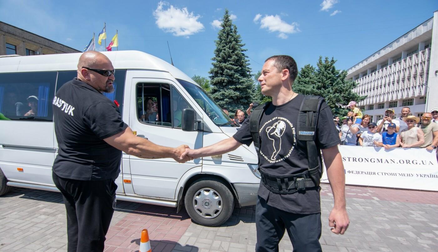 «Богатырские игры»: в Каменское съехались сильнейшие спортсмены Украины, фото-5