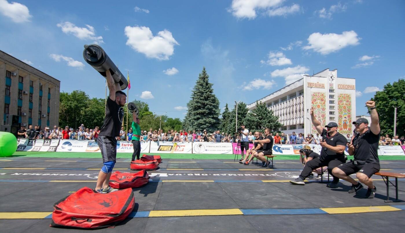 «Богатырские игры»: в Каменское съехались сильнейшие спортсмены Украины, фото-8