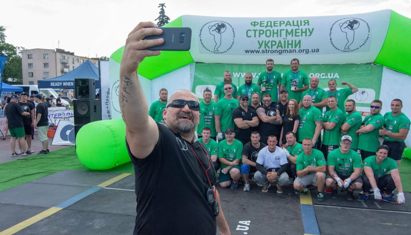 «Богатырские игры»: в Каменское съехались сильнейшие спортсмены Украины, фото-10