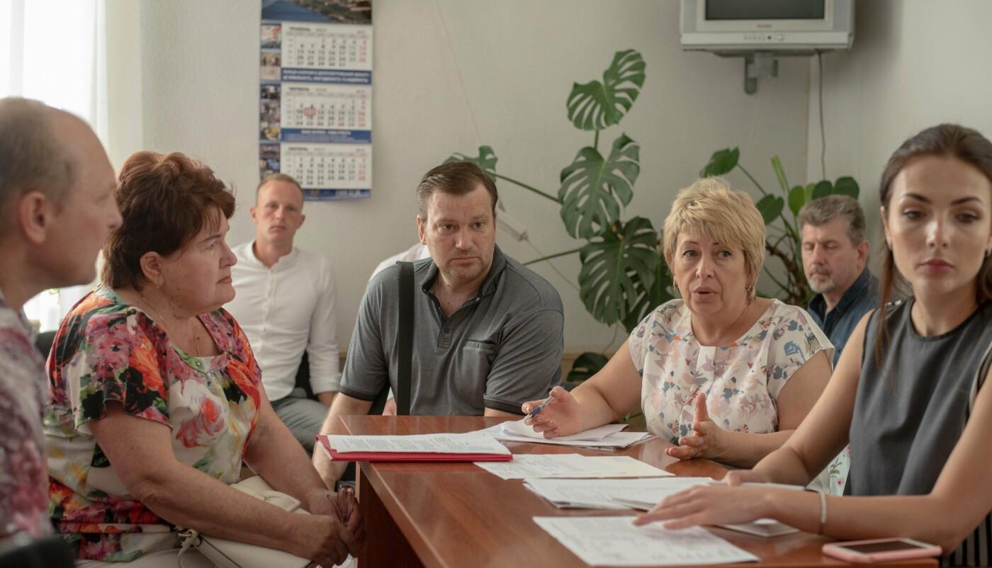 Каменчане пришли к мэру на прием по личным вопросам, фото-3