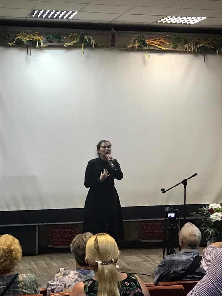 В Каменском прошел музыкальный концерт, посвященный вдовам чернобыльцев, фото-3