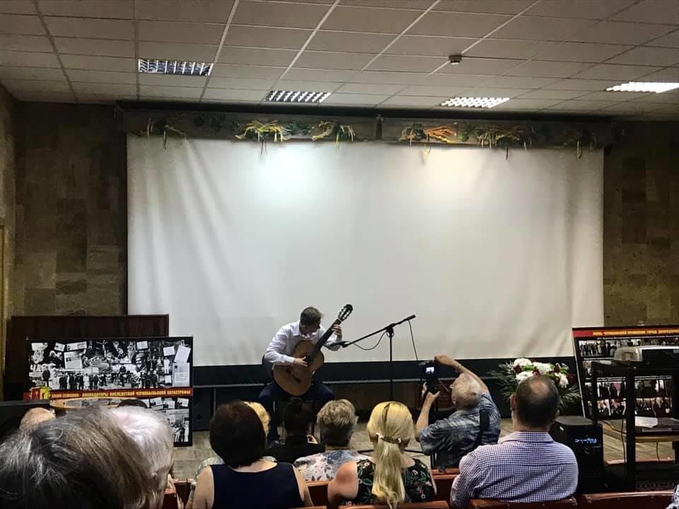 В Каменском прошел музыкальный концерт, посвященный вдовам чернобыльцев, фото-4
