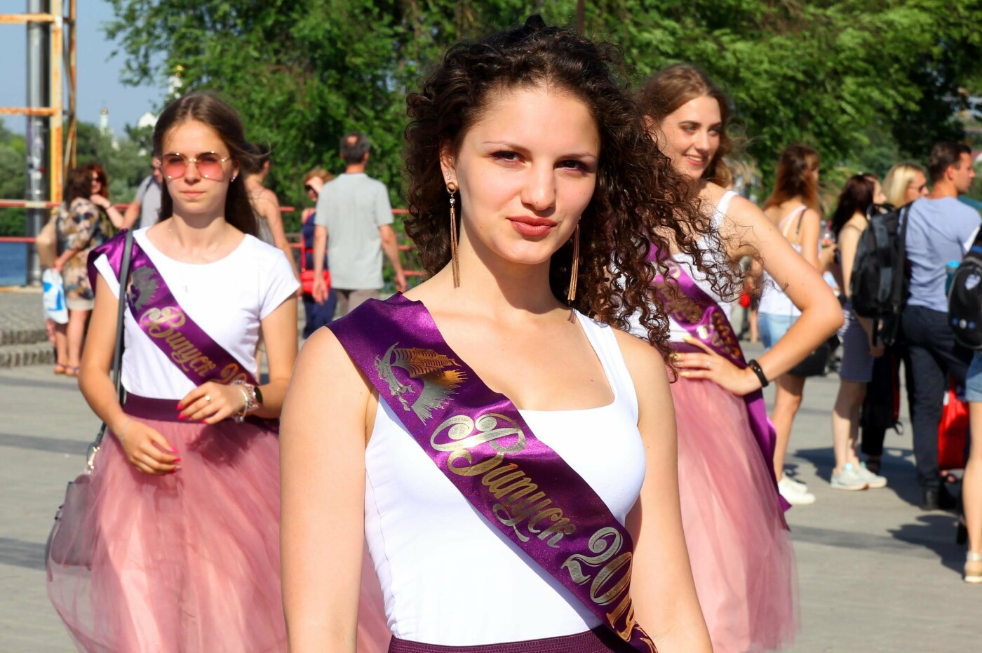 Выпускники Каменского вальсировали на фесте Dnepr Valse, фото-1