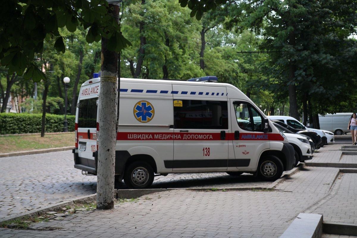 "В центре Днепра маршрутка переехала женщину на ""зебре"", фото-7"