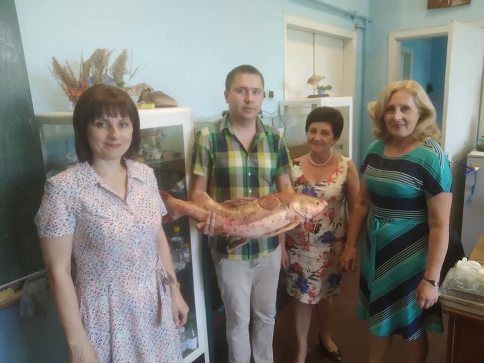 На Днепропетровщине выловили экзотического сома, фото-3