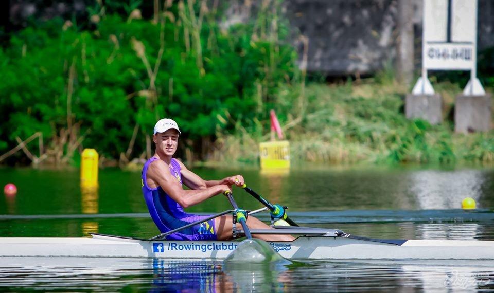 Каменчанин стал чемпионом Украины по гребле академической, фото-2