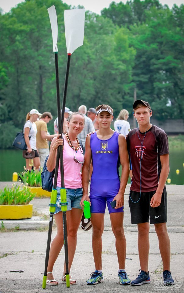 Каменские гребцы привезли медали с чемпионата Украины, фото-3