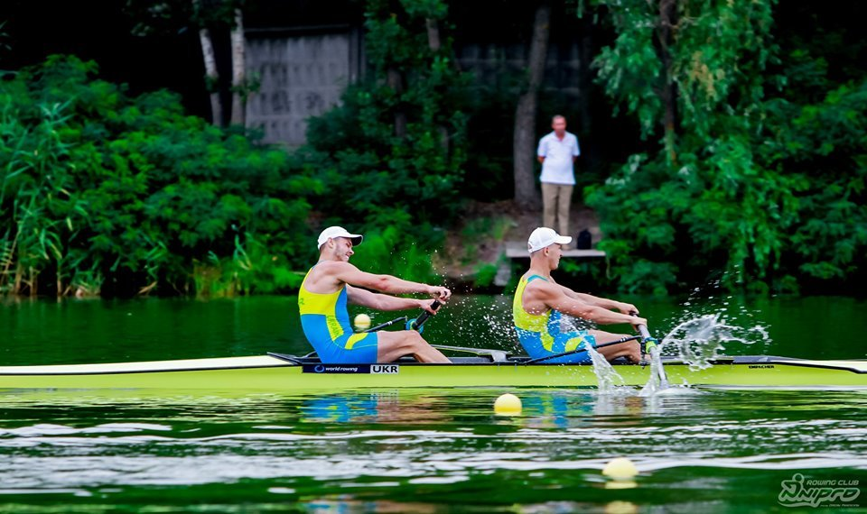 Каменские гребцы привезли медали с чемпионата Украины, фото-5