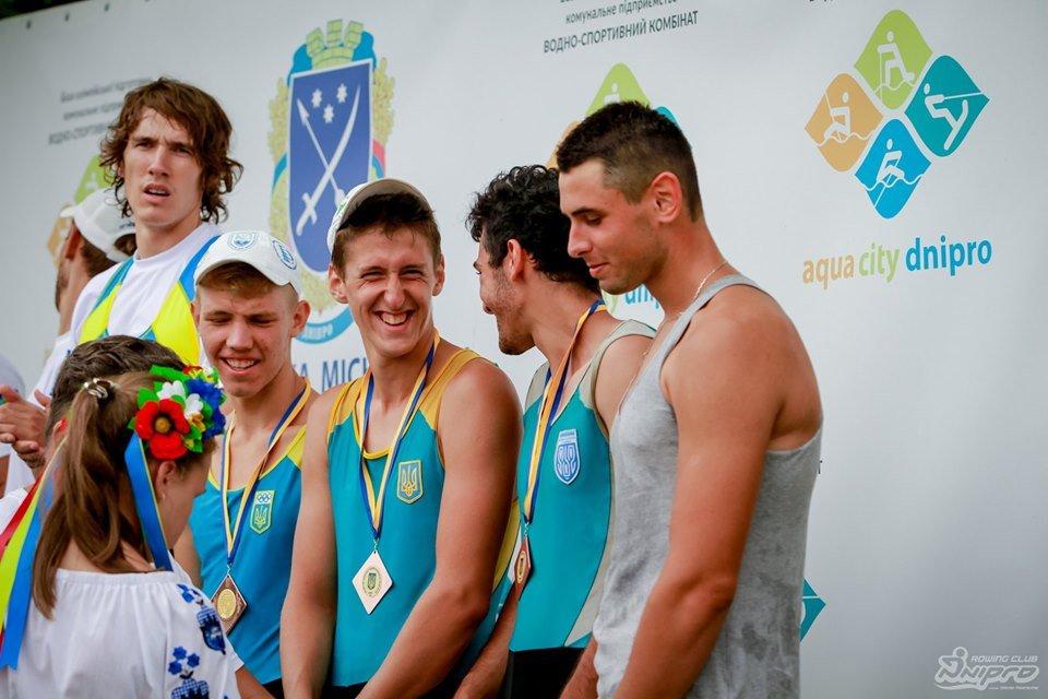 Каменские гребцы привезли медали с чемпионата Украины, фото-7