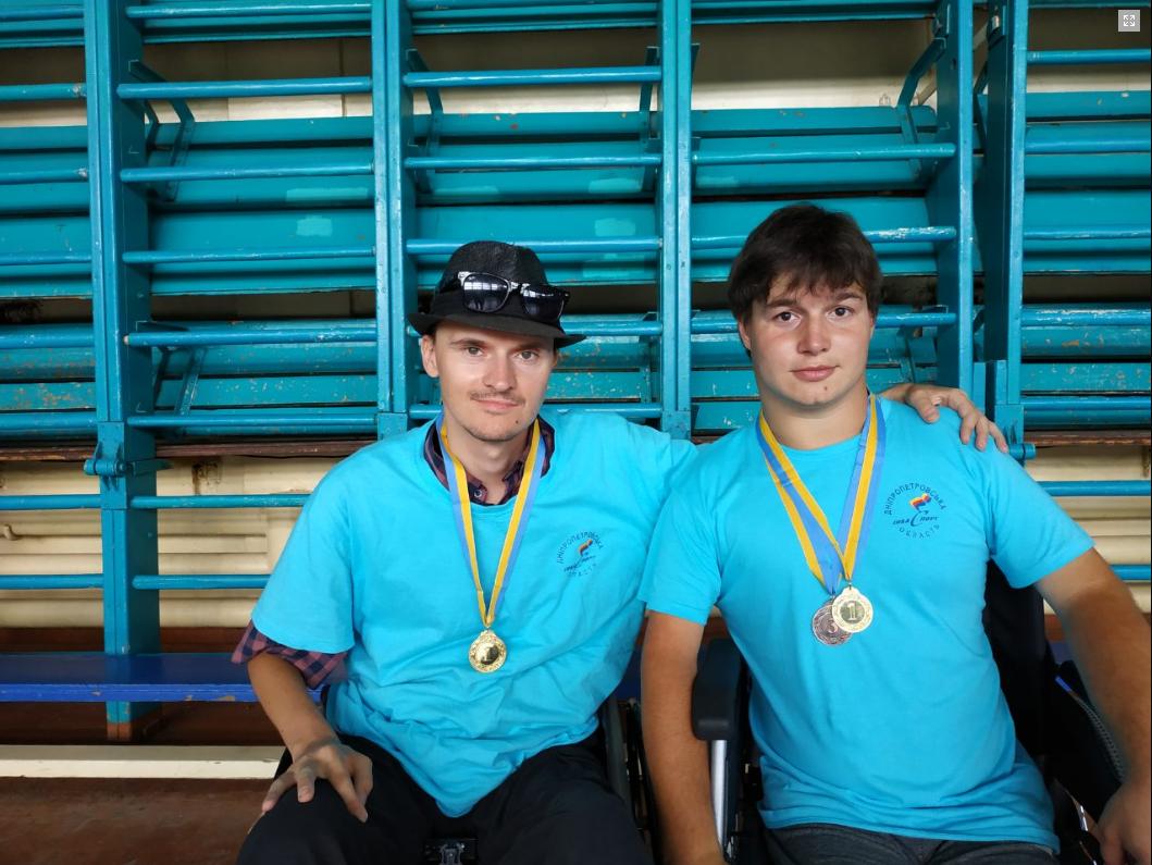 Каменчанин победил на чемпионате Украины по игре бочча, фото-4