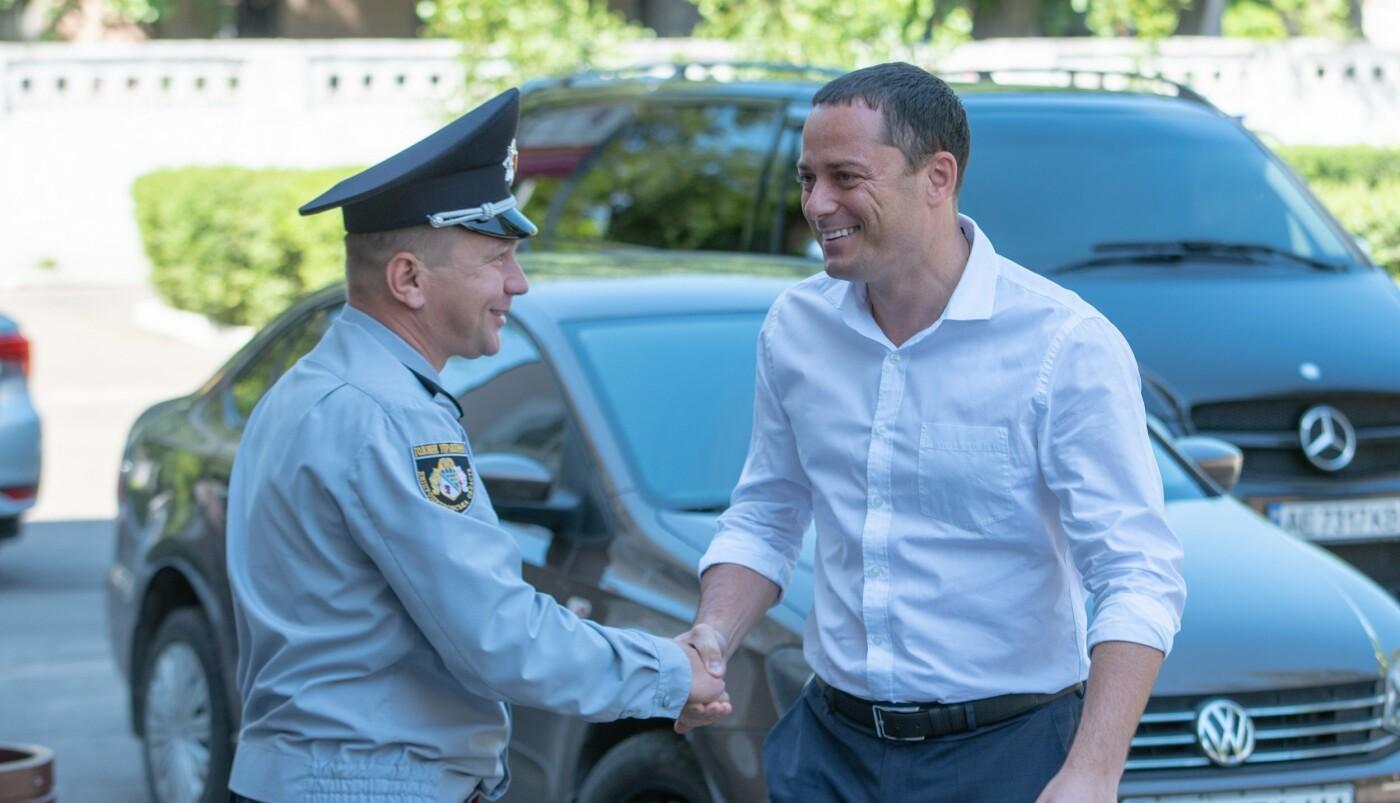 Полицейские Каменского отмечают профессиональный праздник, фото-7