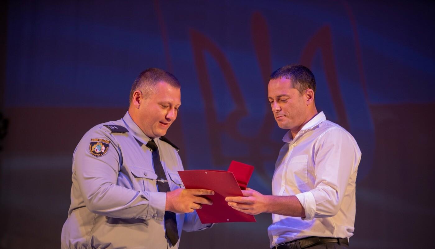 Полицейские Каменского отмечают профессиональный праздник, фото-4