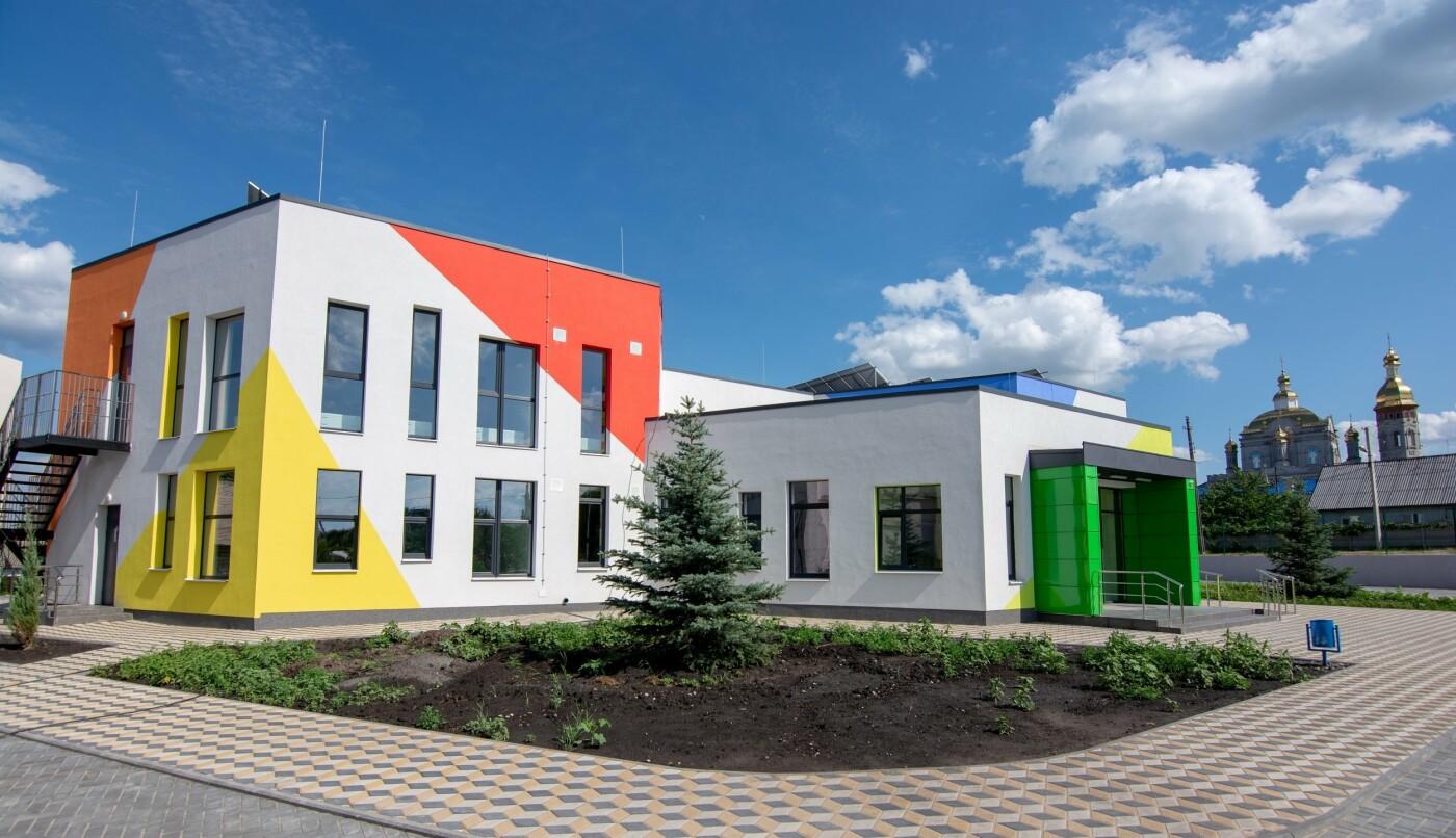 Готов на 95%: в сентябре откроют современный детский сад в Романково, фото-1