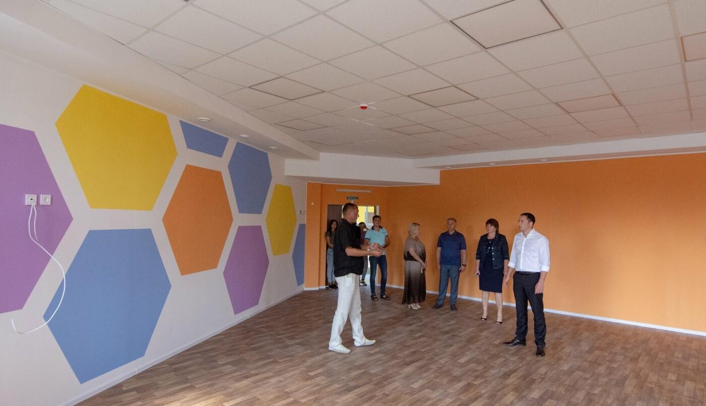 Готов на 95%: в сентябре откроют современный детский сад в Романково, фото-4