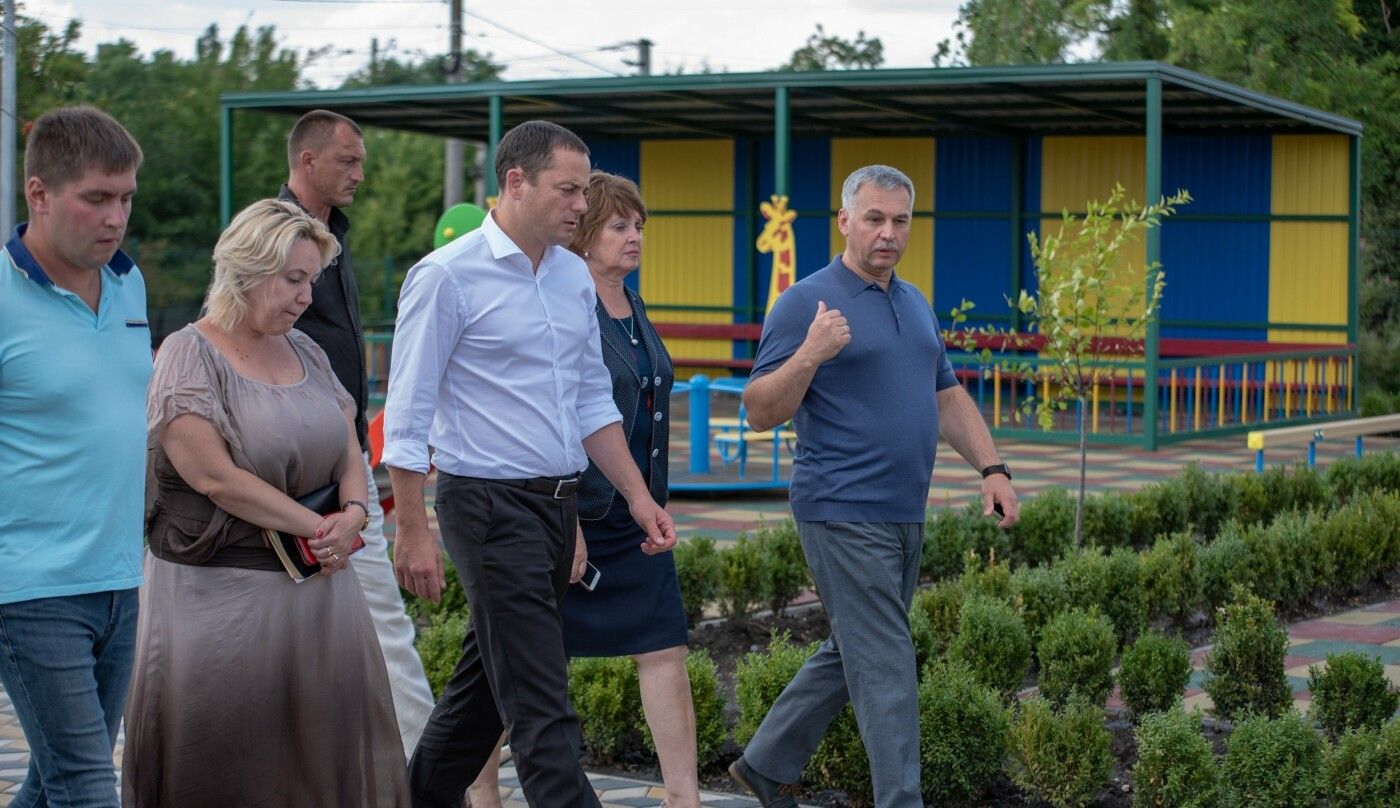 Готов на 95%: в сентябре откроют современный детский сад в Романково, фото-3