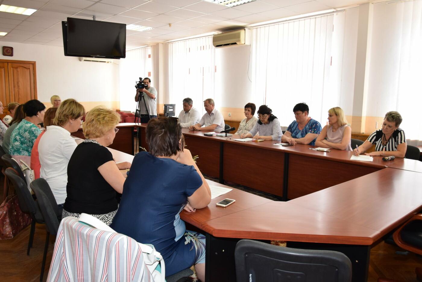 В Каменском обсудили проблемы наркозависисмых и бездомных, фото-1