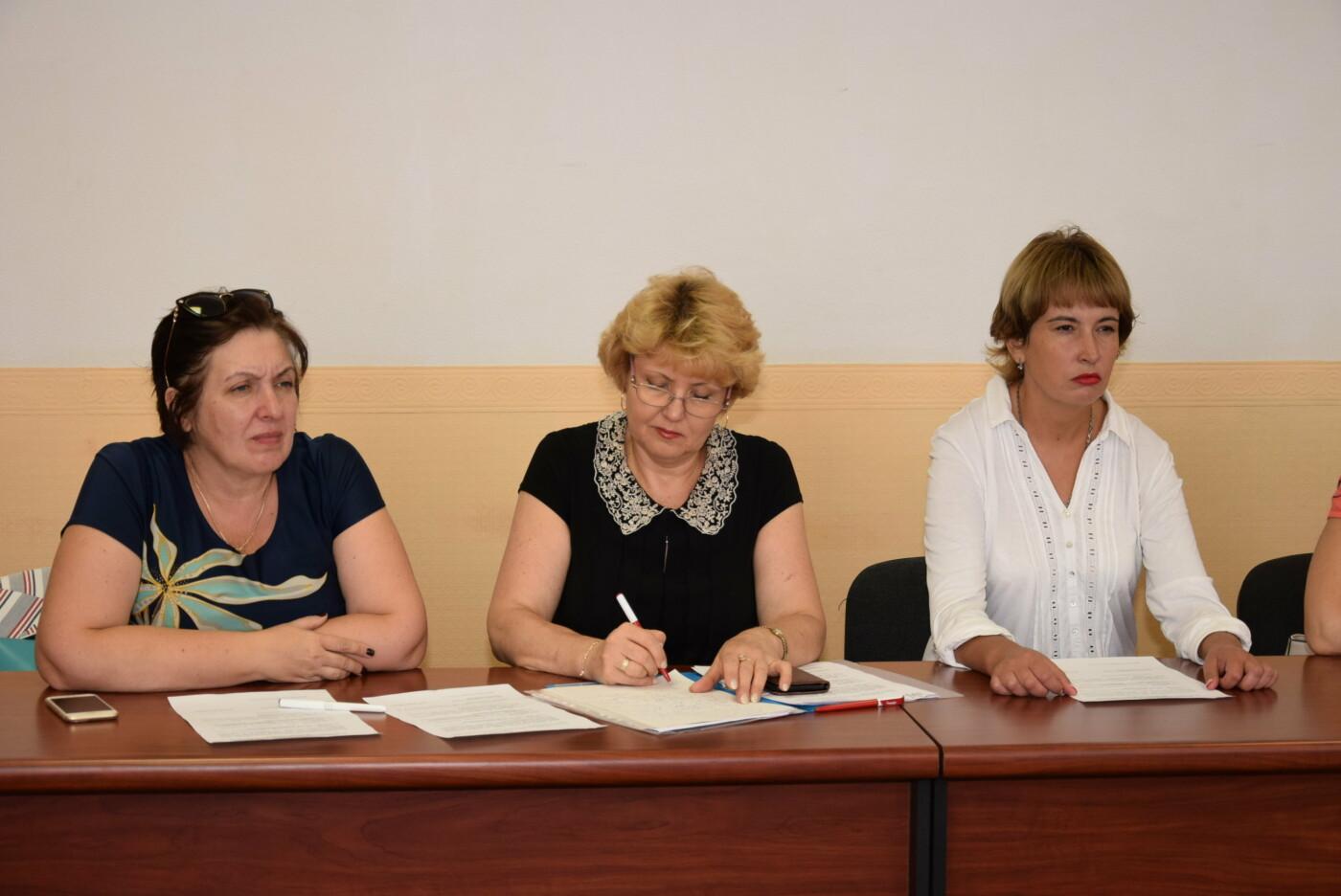 В Каменском обсудили проблемы наркозависисмых и бездомных, фото-5