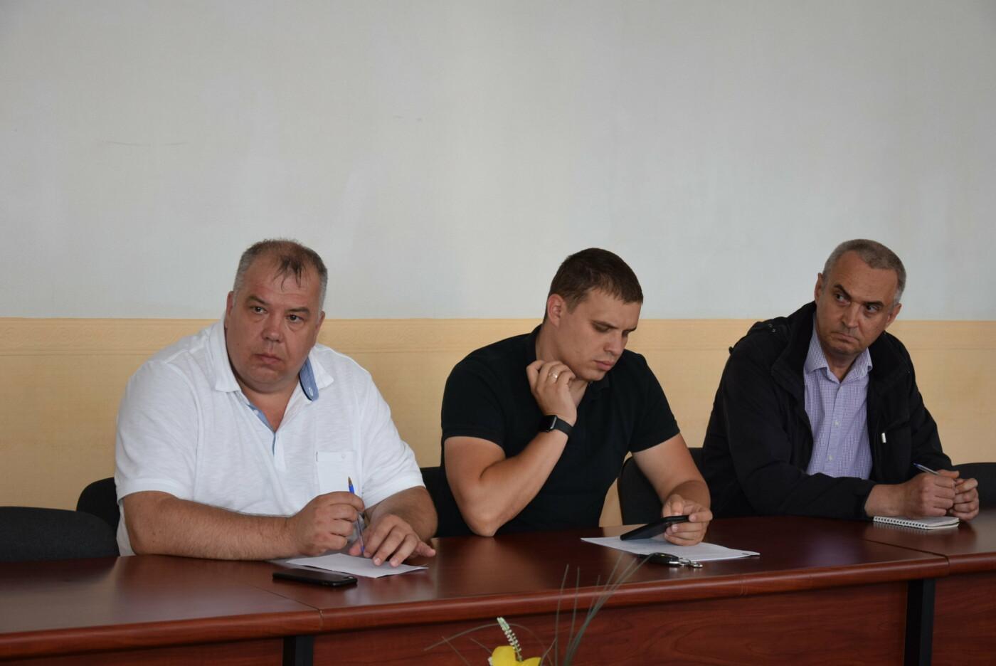 В Каменском обсудили вопрос коррупции, фото-4