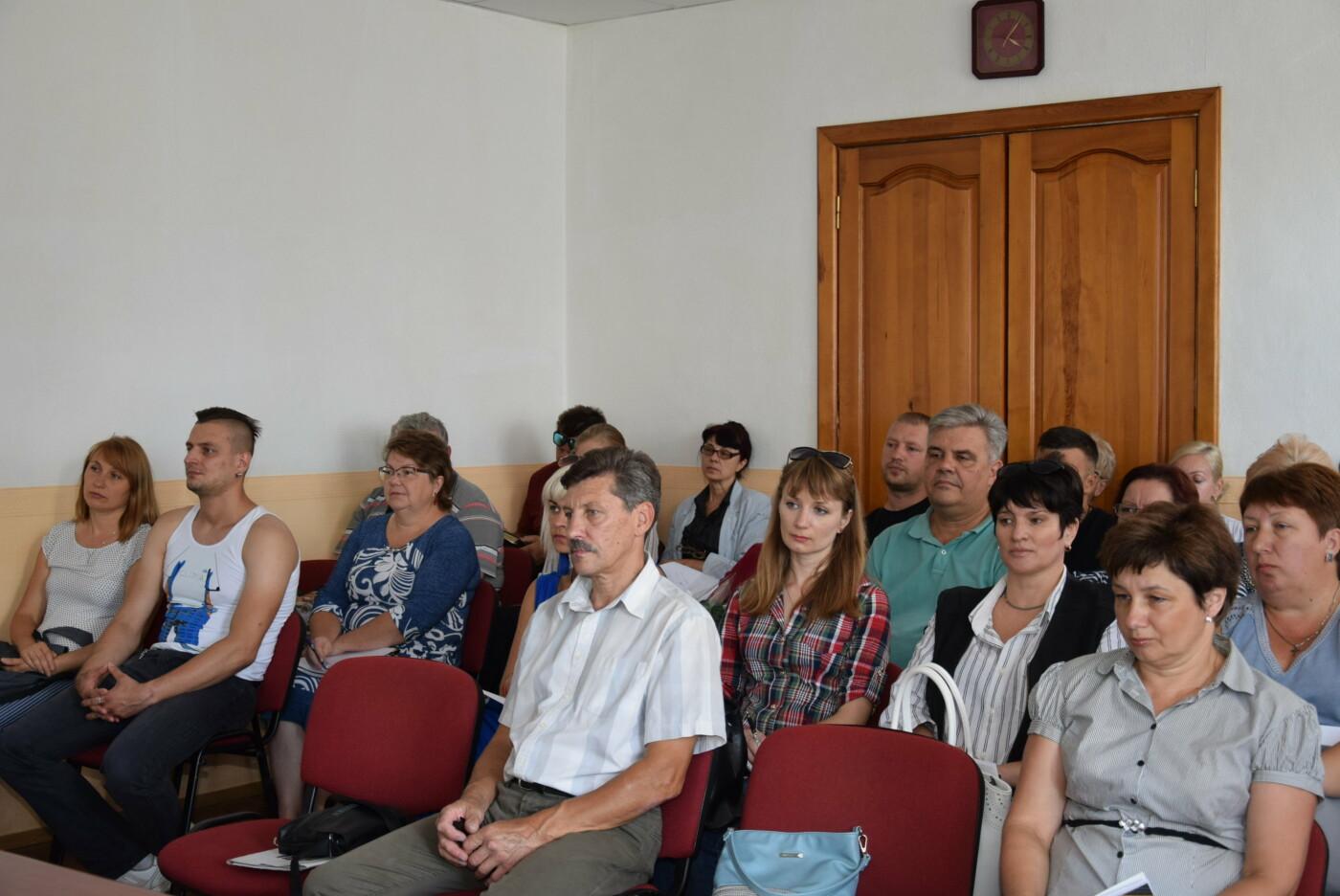 В Каменском обсудили вопрос коррупции, фото-3