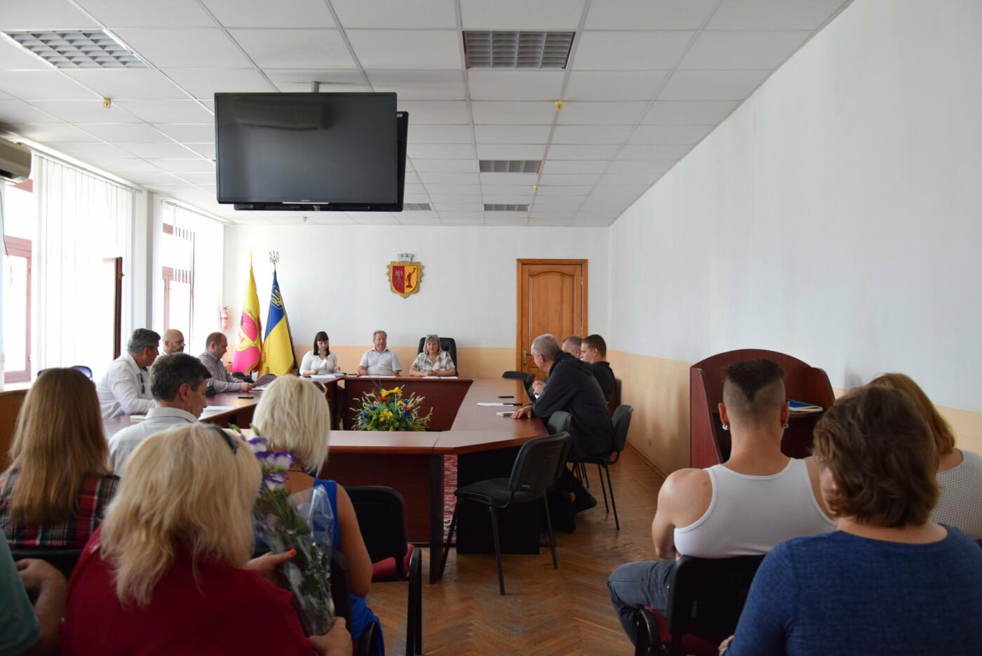 В Каменском обсудили вопрос коррупции, фото-6