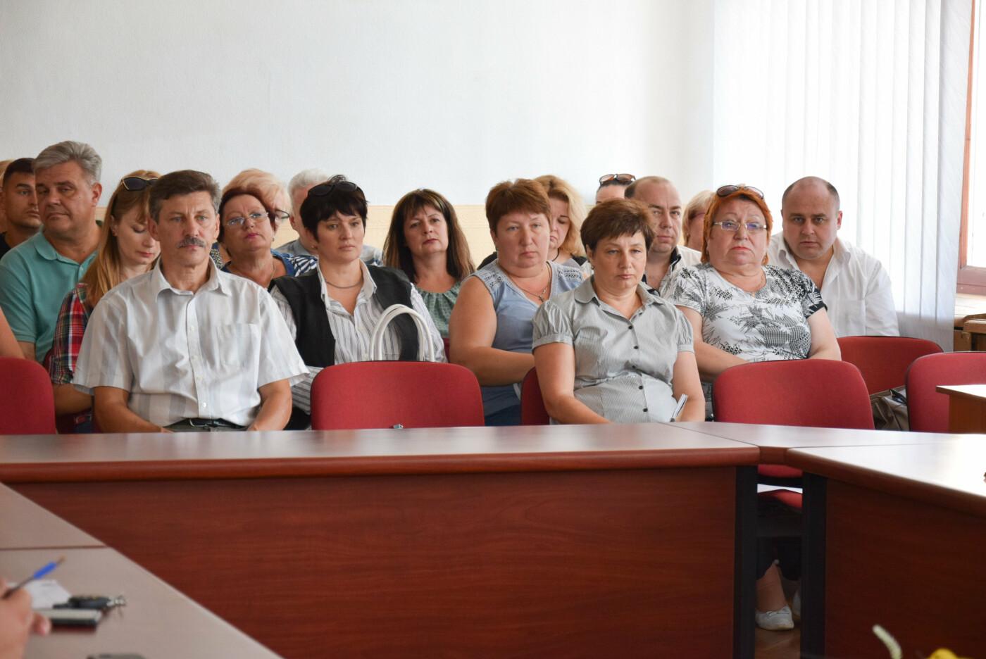 В Каменском обсудили вопрос коррупции, фото-1