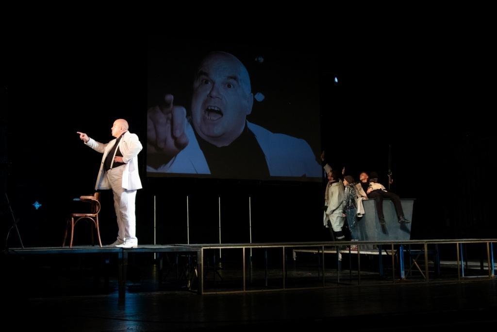 В Каменском театральный сезон закрыли сказкой для взрослых, фото-7