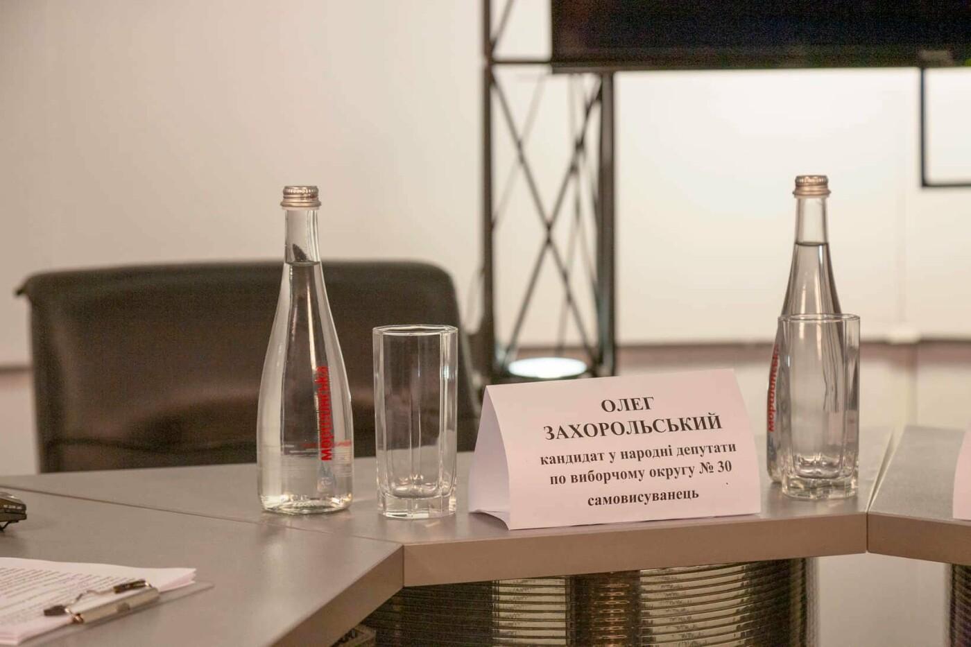 Кандидаты не приняли вызов Константина Саусь: лидер только один, фото-1