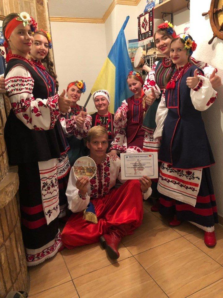 Каменской музыкальный коллектив получил Международный сертификат, фото-4