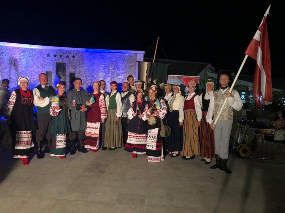 Каменской музыкальный коллектив получил Международный сертификат, фото-3