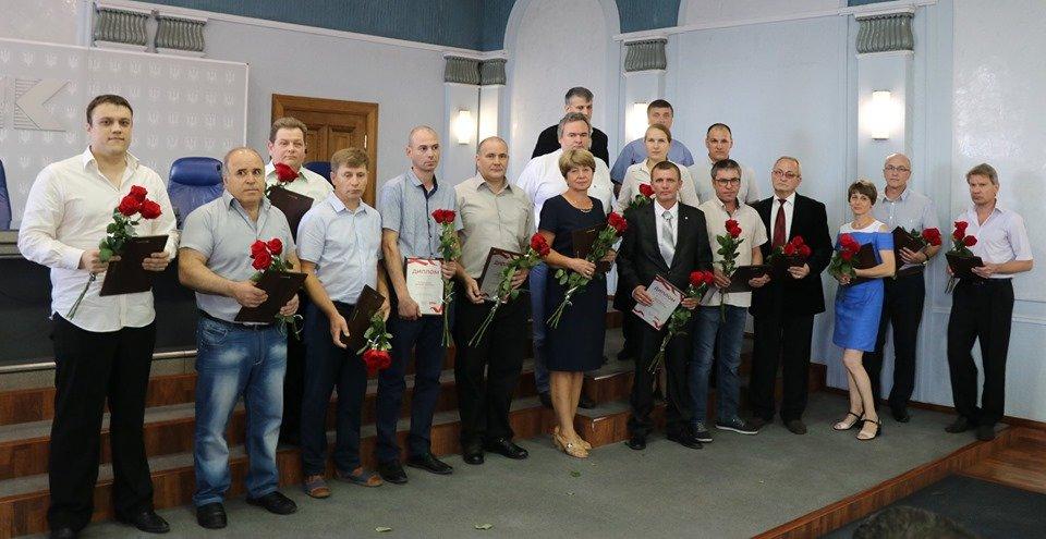 В Каменском на ДМК наградили и премировали металлургов, фото-5