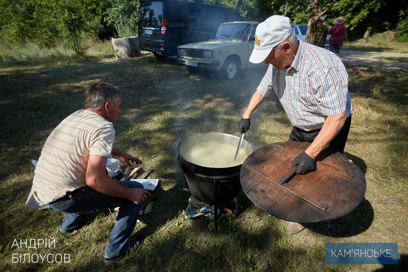 В Карнауховке отметили День рыбака, фото-4