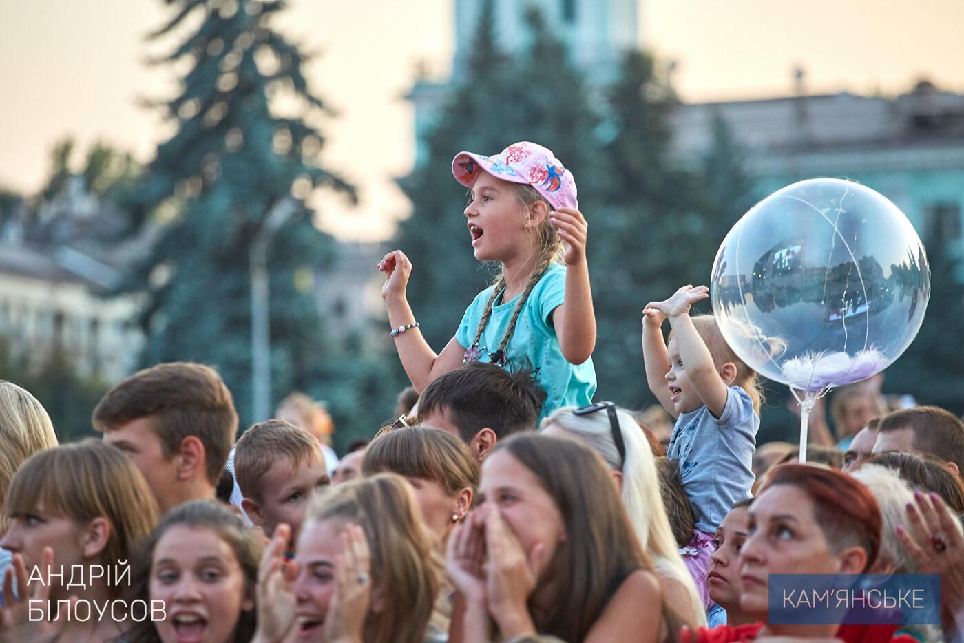В Каменском прошел праздничный концерт ко Дню металлурга, фото-5