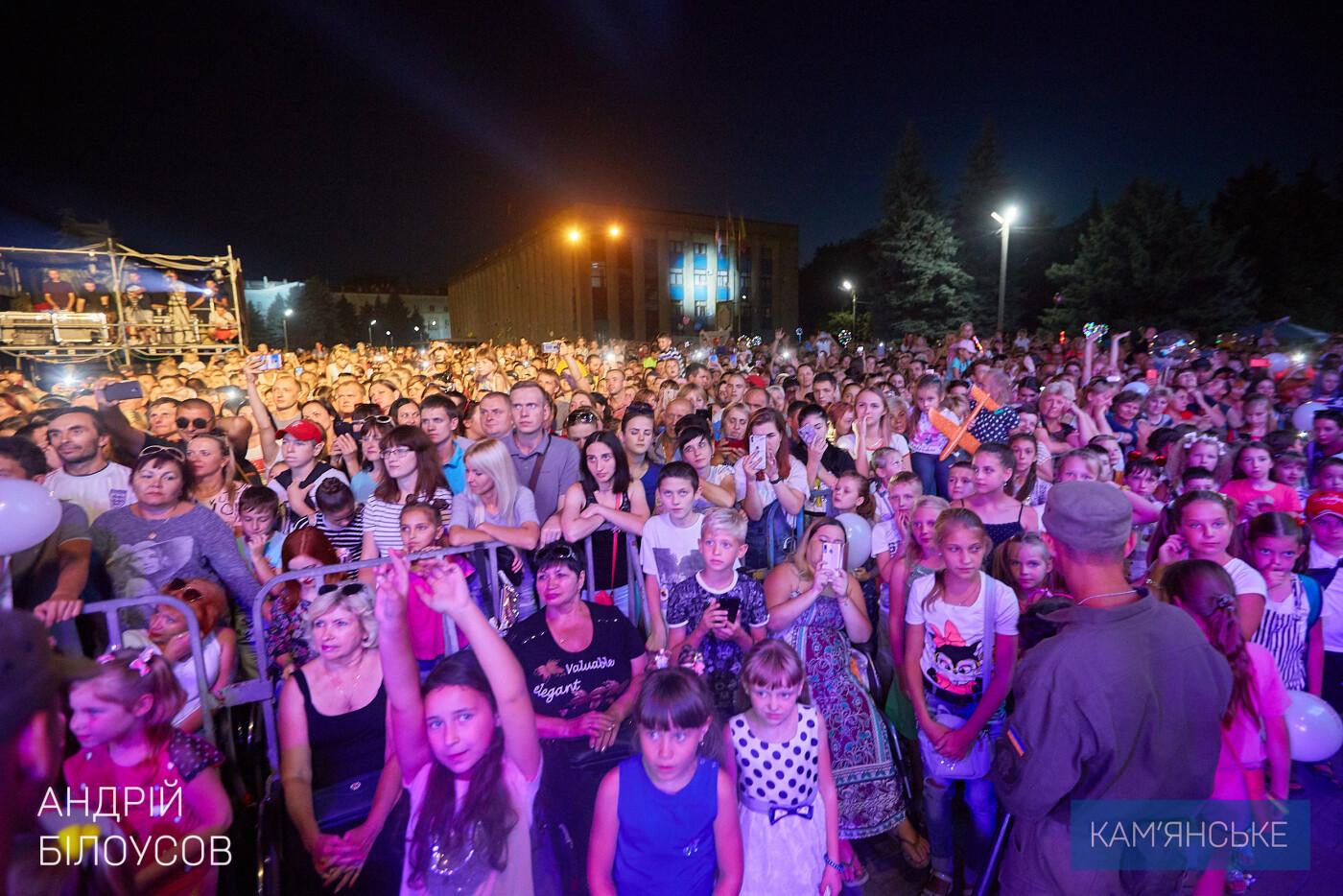 В Каменском прошел праздничный концерт ко Дню металлурга, фото-9