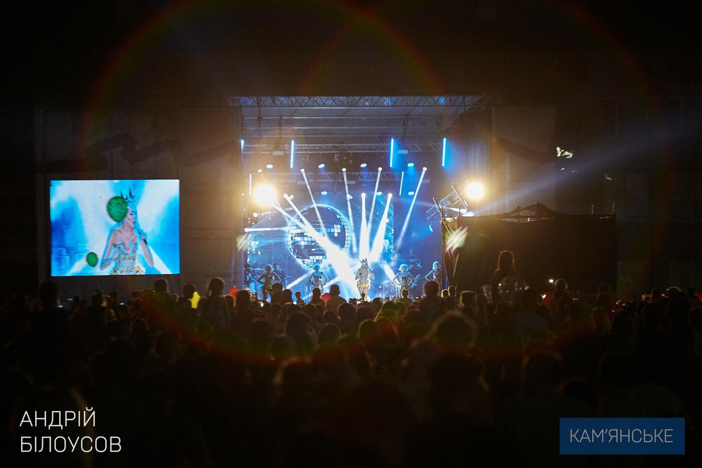В Каменском прошел праздничный концерт ко Дню металлурга, фото-10