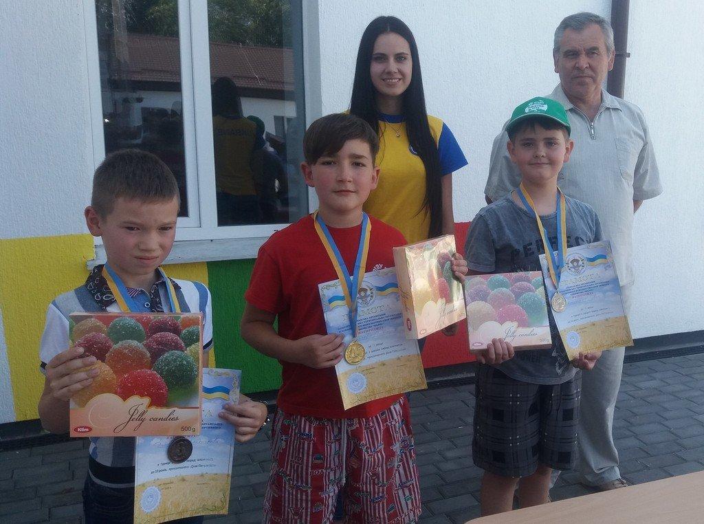 Каменчане успешно выступили на соревнованиях по шашкам в Петриковке, фото-1