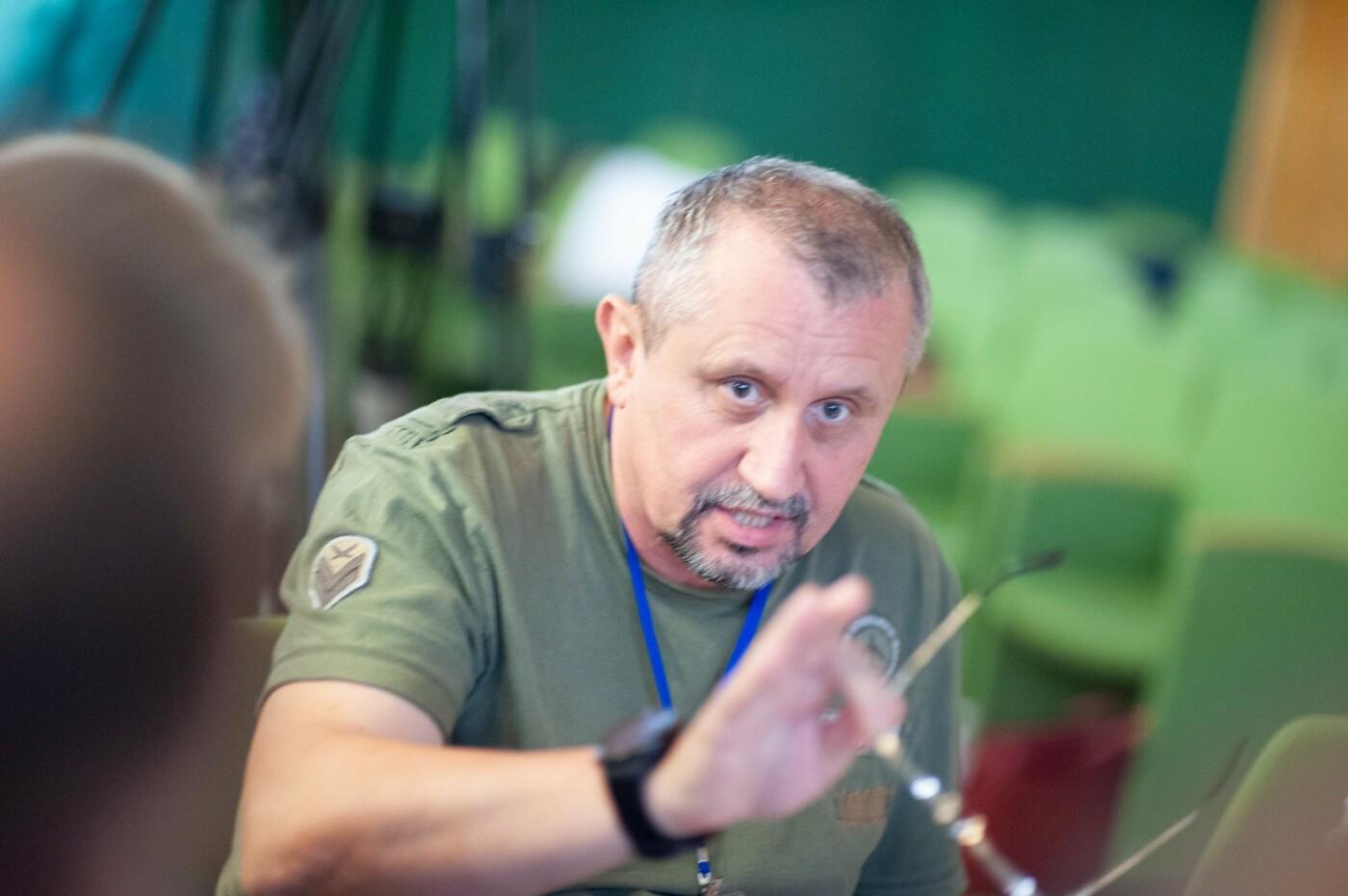 Главврачи Каменского в столице обсудили медреформу, фото-4
