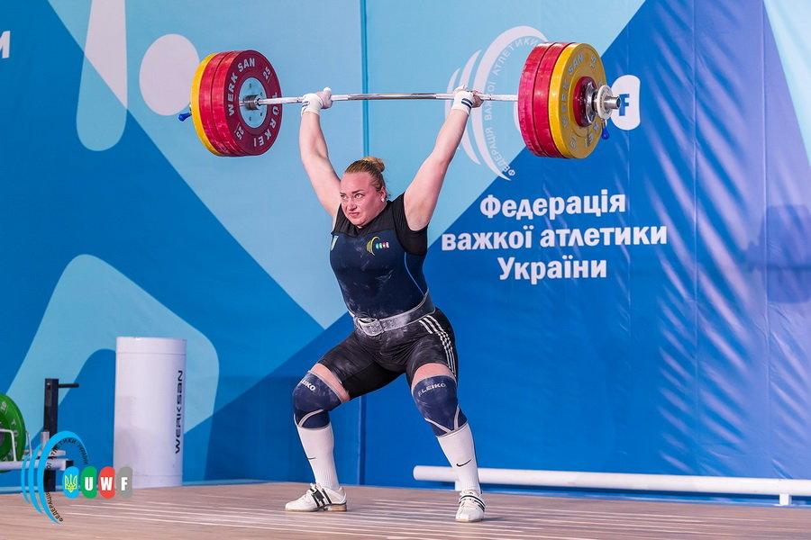 Каменчанка установила три рекорда на чемпионате Украины по тяжелой атлетике, фото-2