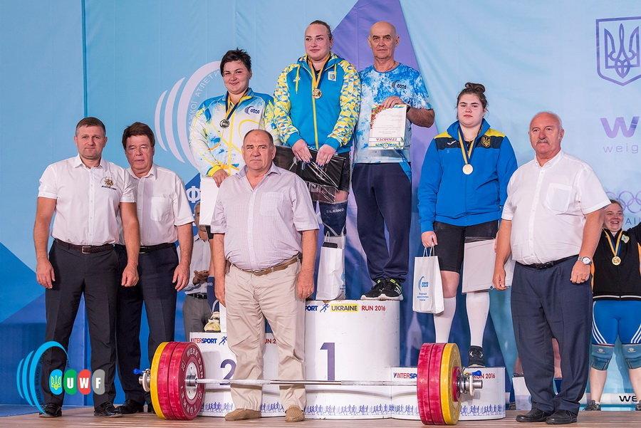 Каменчанка установила три рекорда на чемпионате Украины по тяжелой атлетике, фото-3