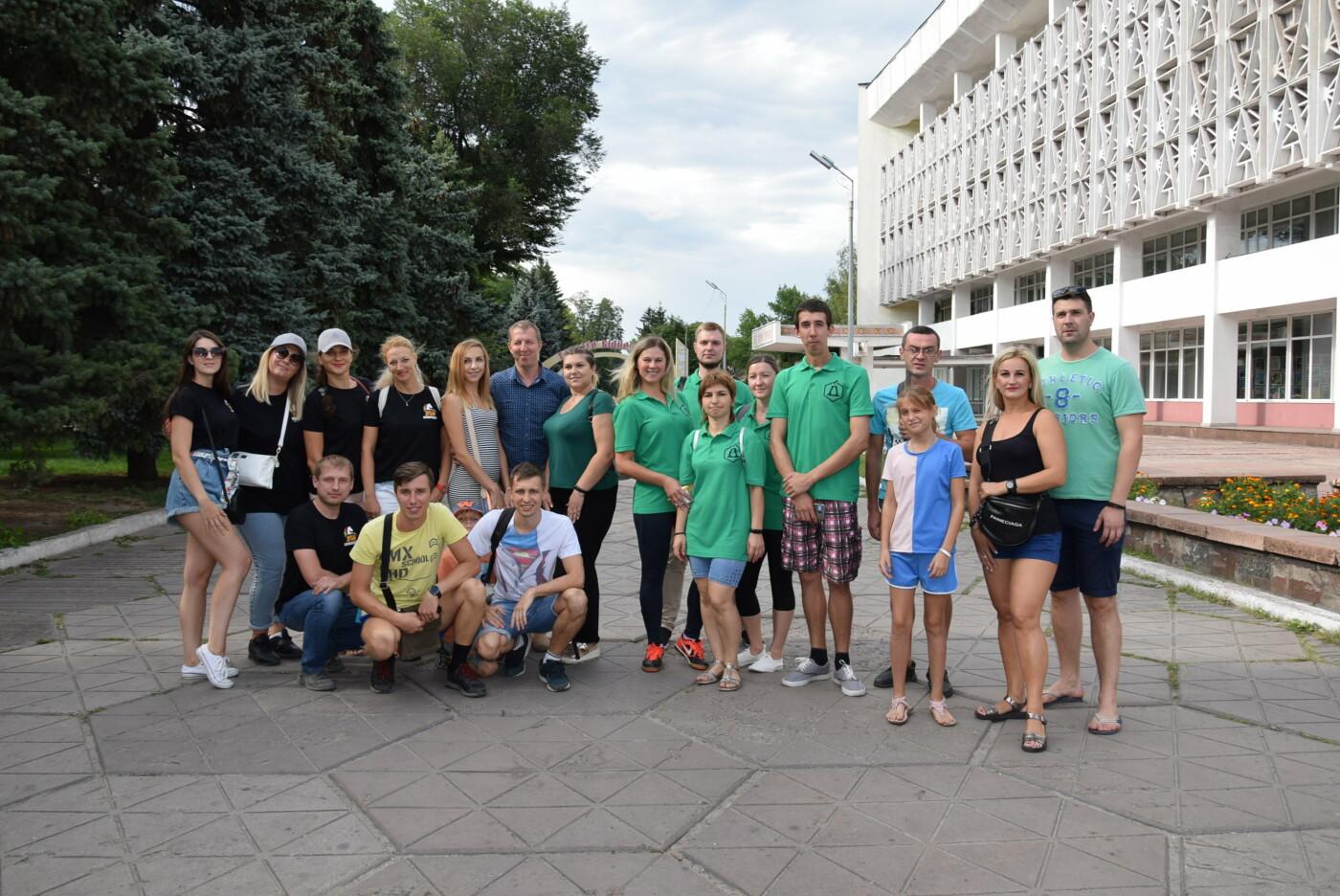 Успеть за 60 минут: коллективы Каменского соревновались в квесте, фото-5